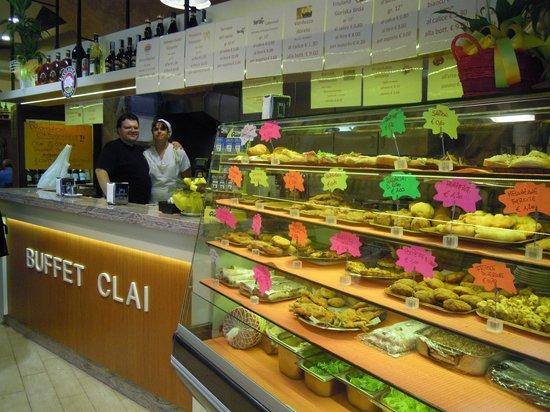 immagine Buffet Clai In Trieste
