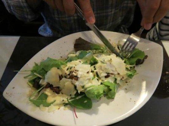 Le Brigadier du Theatre : salade starter