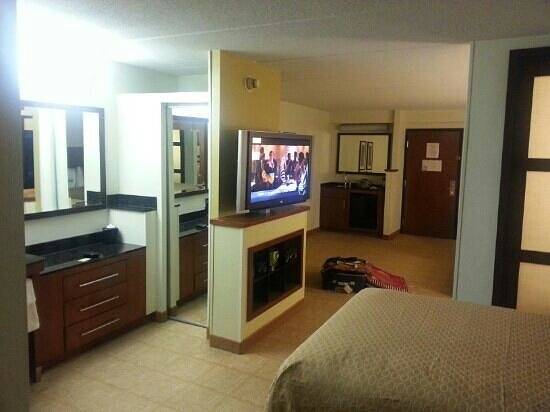 Hyatt Place Columbia : Spacious