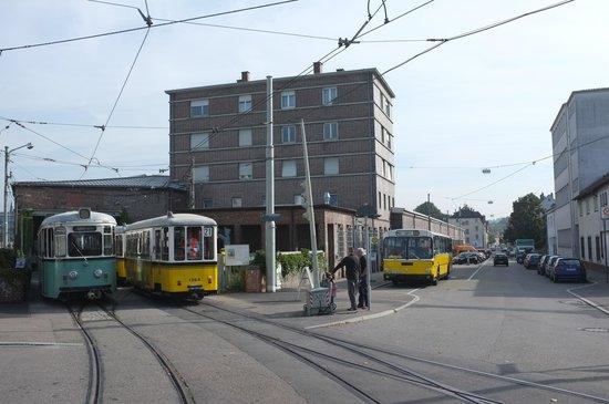 Strassenbahnwelt Stuttgart: Altes Depot