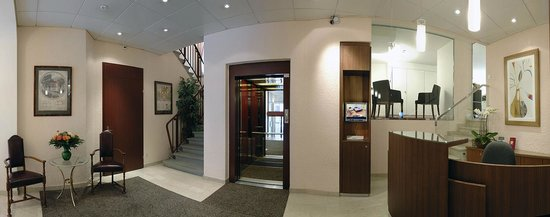 Residence Cite-Verdaine: Hotel Reception