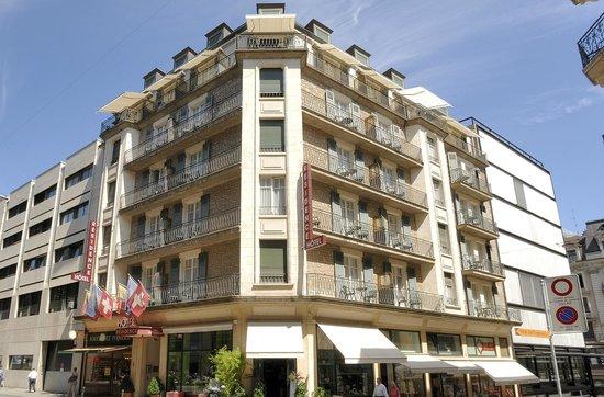 Residence Cite-Verdaine : Résidence Cité-Verdaine (front view)