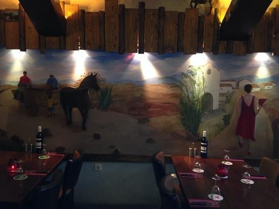 Saint Morris Argentijns Restaurant: very Nice