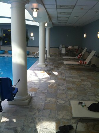 Westminster Hotel: Pool