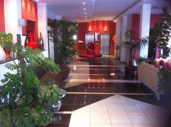 Hotel Torino Wellness & Spa: Lobby