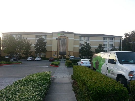 Extended Stay America - San Jose - Airport : Outside view