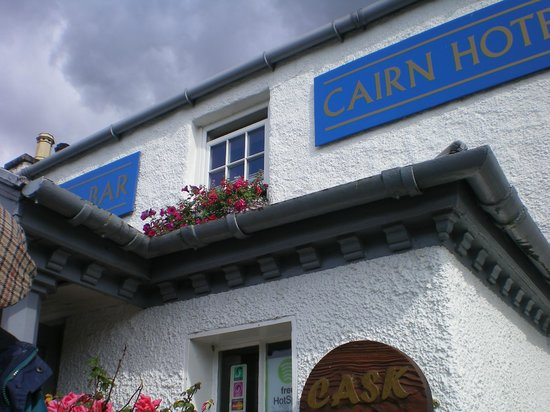 The Cairn Hotel Restaurant: The Cairn
