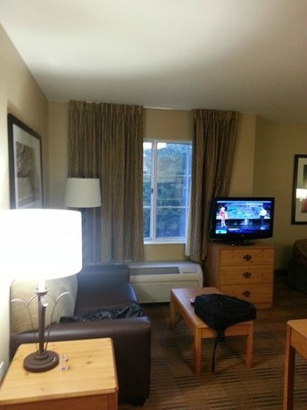 Extended Stay America - San Jose - Airport : Room view