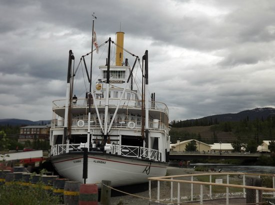S.S. Klondike: SS Klondike