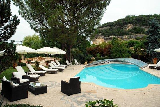 Hotel Du Centenaire: Prachtig zwembad