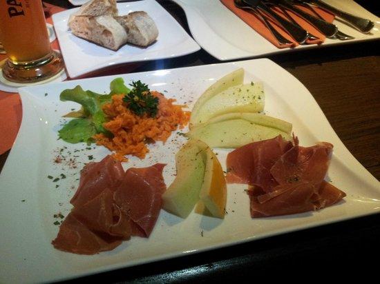 Balduin Keller: Frisch zubereitete Speisen