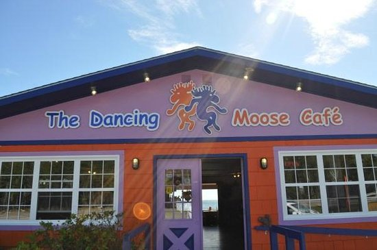‪The Dancing Moose Cafe‬