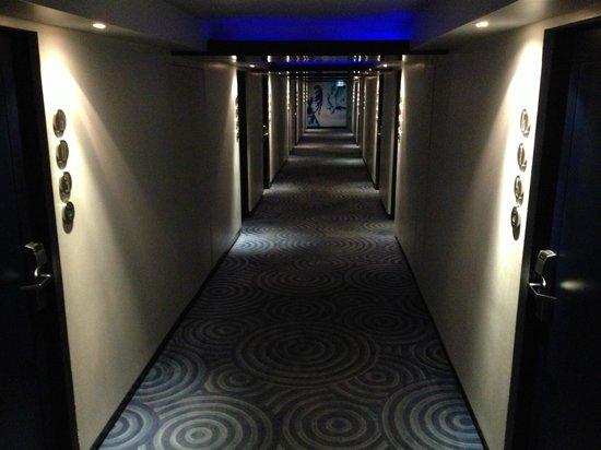 Dream Bangkok: Couloirs
