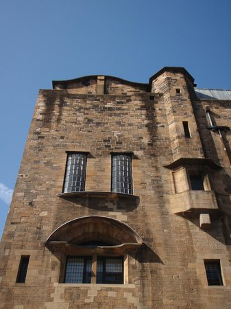 The Glasgow School of Art: Glasgow School of Art building