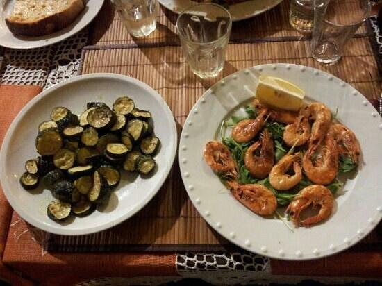 Osteria Jenny a San Lorenzo : A cena da Jenny