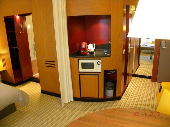 Novotel Suites Paris Roissy CDG : super chambre