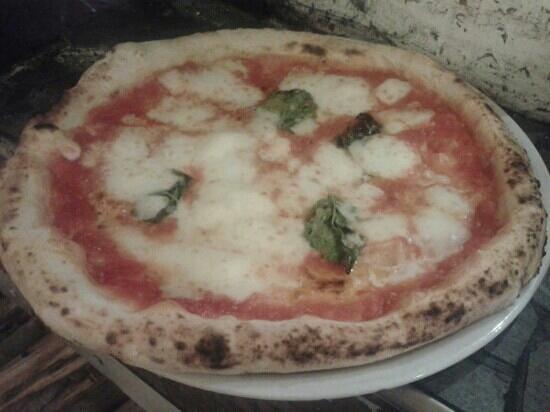 Pizza Mania: margherita