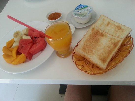Green Peace Hotel: Desayuno