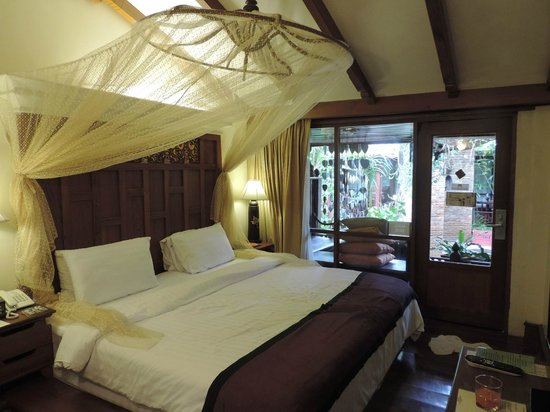 Sawasdee Village: my room