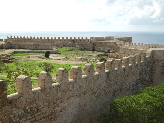 Kelibia: Le mura