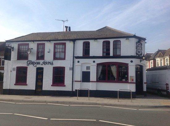 The Gordon Arms: New Pub Look