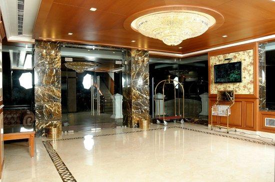 National Residency: Lobby