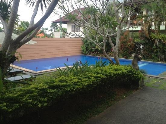 Putri Ayu Cottages: Swimming Pool