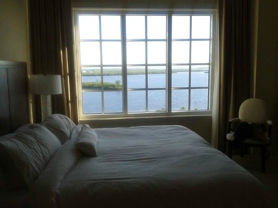 The Westin Cape Coral Resort At Marina Village: From the room