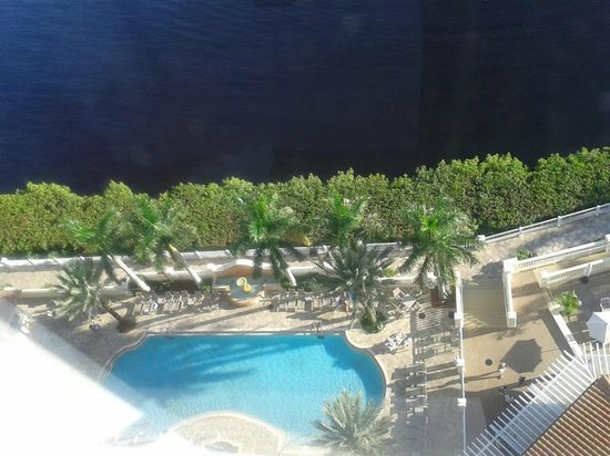 The Westin Cape Coral Resort At Marina Village: From the balcony