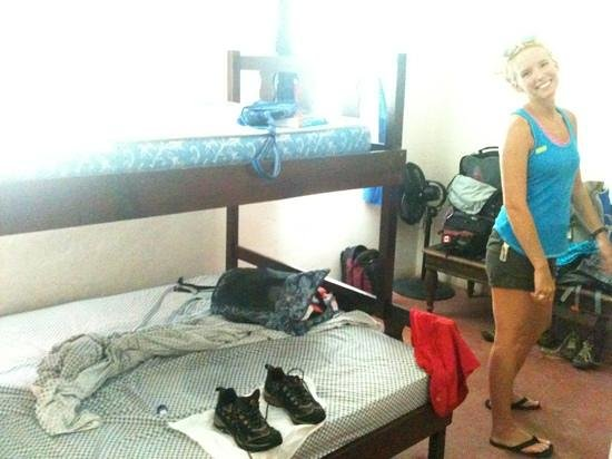 Bella's Backpackers: hostel private room