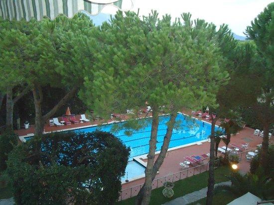 Hotel Ermione: veduta dalla camera