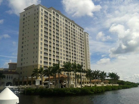 The Westin Cape Coral Resort At Marina Village: The Hotel