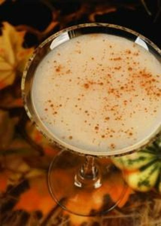 DeVito's of Eureka Springs: Our Fall Pumpkin Spice Martini is back!