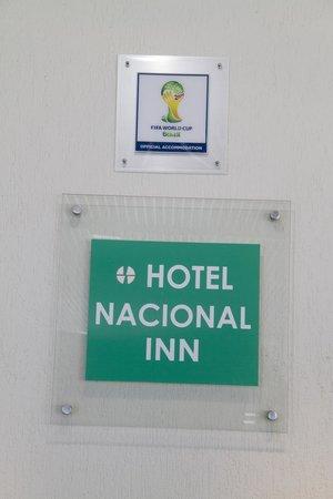 Hotel Nacional Inn Sao Jose dos Campos: Hotel selecionado pela FIFA no Vale do Paraiba