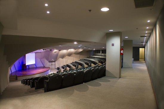 Hotel Nacional Inn Sao Jose dos Campos: Auditório para 400 pessoas