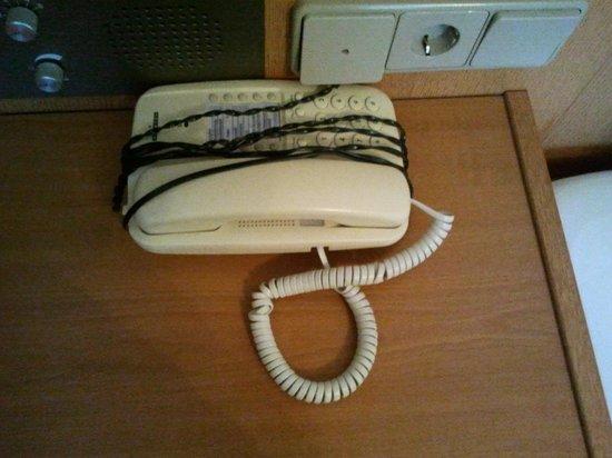 Hotel Truyenhof: bitte telefonieren Sie hier nicht !