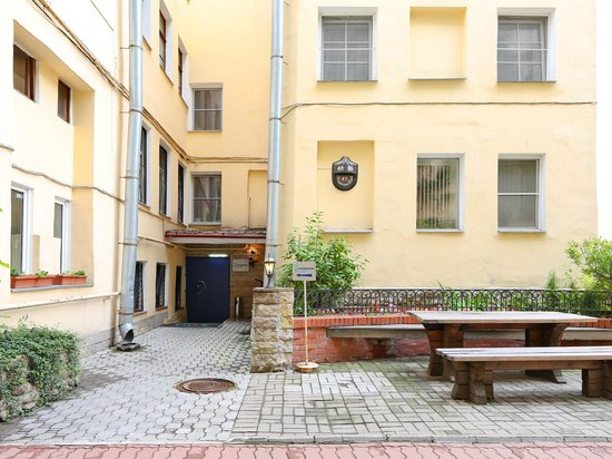 Austrian Yard - Apartments : enter