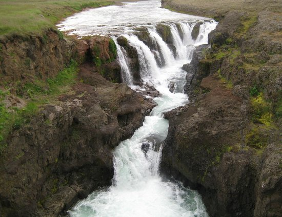 Daytrips.is: Iceland travel Koluglufurfoss