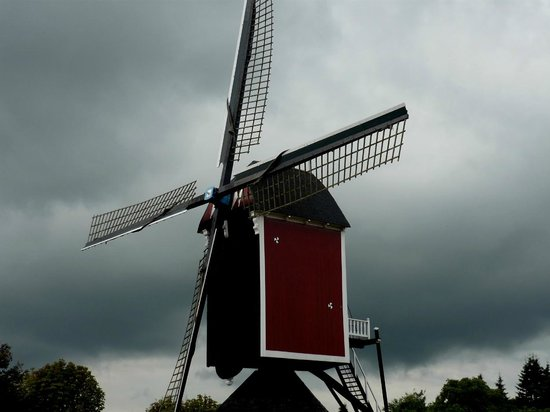 Carlton De Brug Hotel: The mill from Mierlo