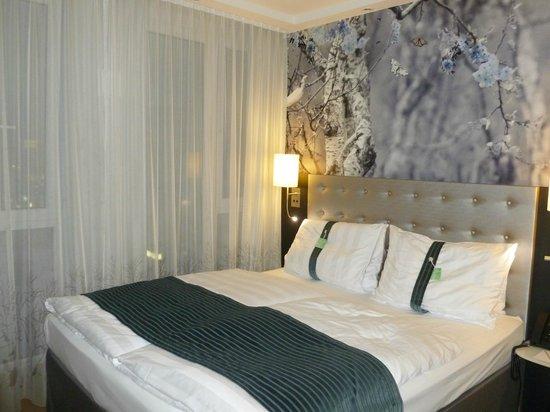 Holiday Inn Berlin Centre Alexanderplatz: Room 978 Standard Room