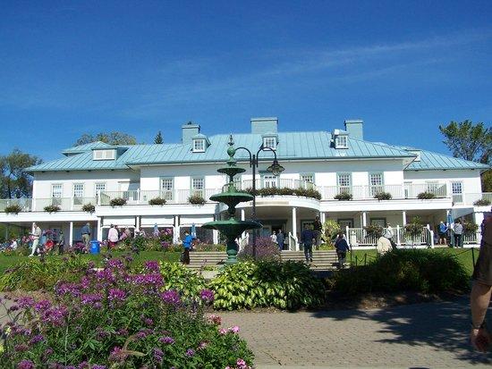 Le Manoir Montmorency Picture Of Parc De La Chute Montmorency Quebec City Tripadvisor