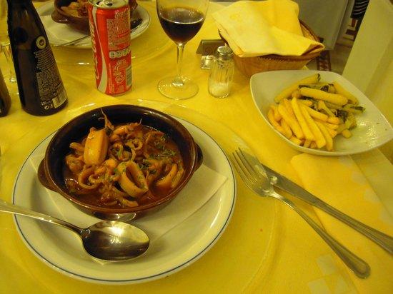 Lola Piccolo Hotel : CENA