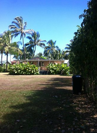 "Hale Makai Cottages: Our cottage ""LOVE"""