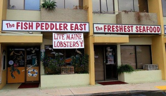 Fish Peddler East