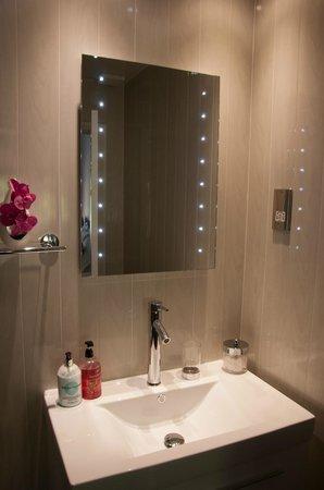 Beech Bank Bed & Breakfast: Bathroom/en-suite