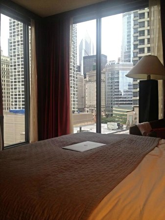 Kimpton Hotel Palomar Chicago : Great views!! (room 1001)