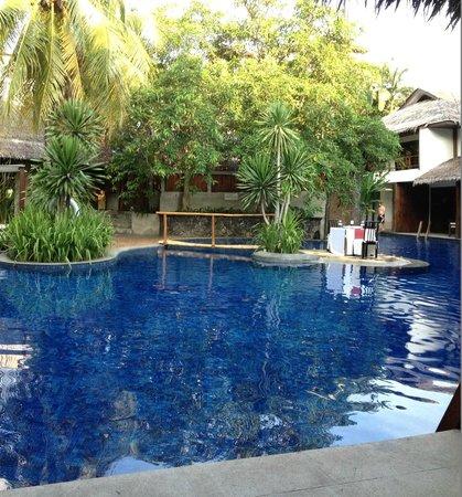 Villa Samadhi: Piscine