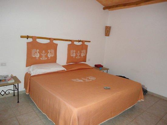 Park Hotel Cala di Lepre & Spa : la chambre