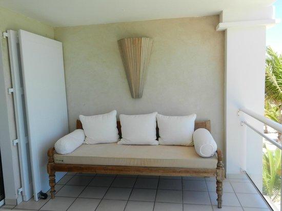 Hotel Les Ondines Sur La Plage: Nap sofa