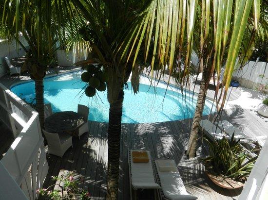Hotel Les Ondines Sur La Plage : Pool